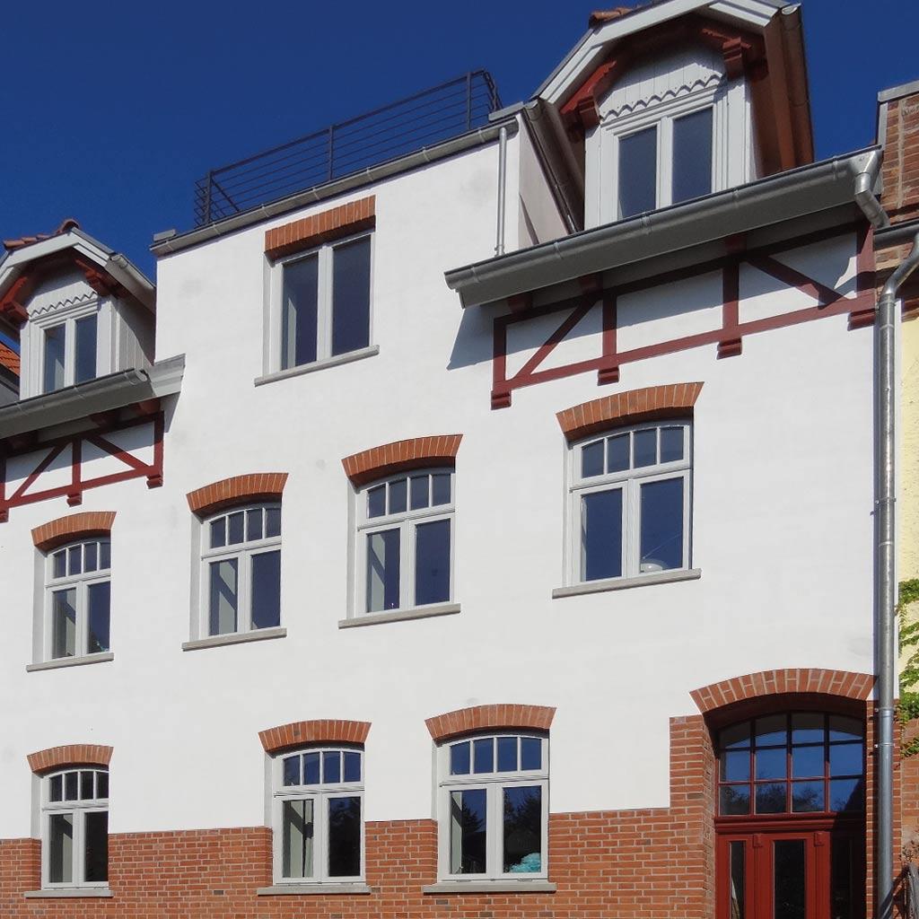 Sanierung Stadthaus Bauen im Bestand