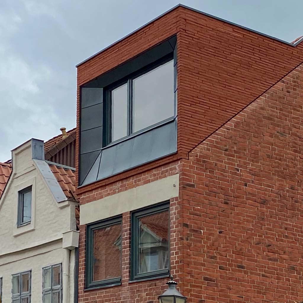 Umnutzung Betriebsgebäude zu Wohn- und Geschäftshaus Aktuelles