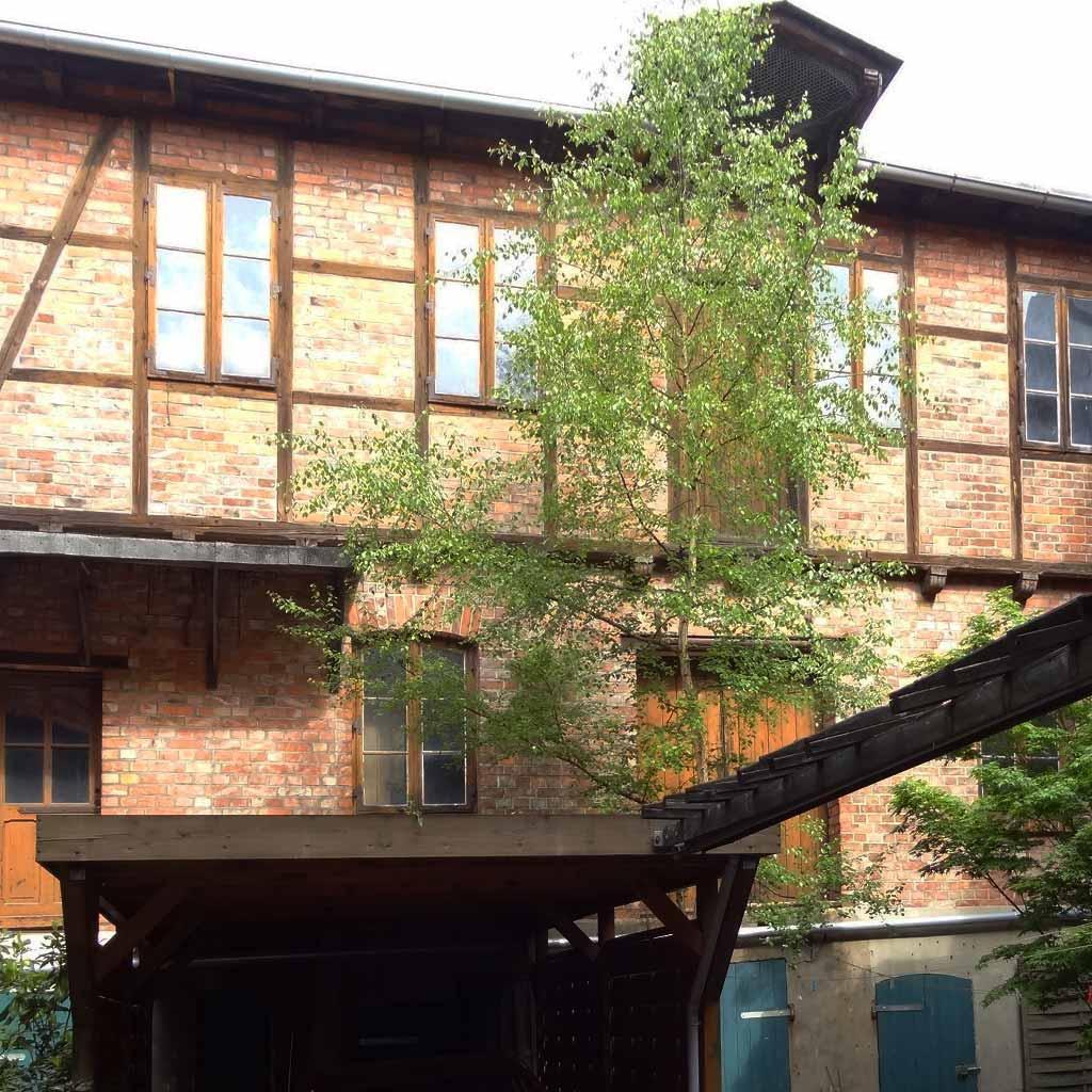 Umnutzung Lagergebäude zu Wohnraum Aktuelles